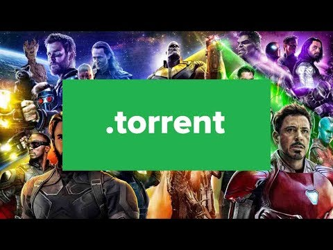 How To Download Torrent  Avengers: Infinity War