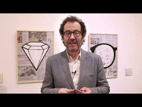 "Muestra virtual. ""Cuentos de servilletas"", por Lucas Beccar Varela. -  YouTube"