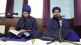 Saka Chamkaur Sahib Katha P5 - Giani Harsimran Singh Ji Ambala Wale