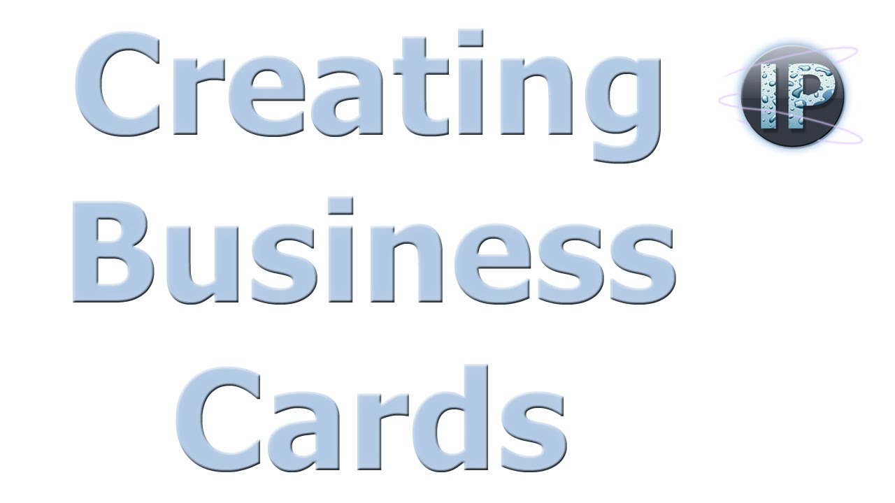 Photoshop elements creating business cards photoshop elements photoshop elements creating business cards photoshop elements tutorial reheart Images