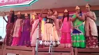 Ashok Patel Dj sound rudawal on program school tule nagla(2)