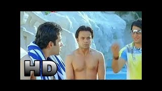 RAJPAL YADAV BEST COMEDY SCENE IN MOVIE DHOL BY THE COMEDY PALACE