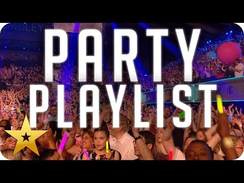 BGT: The Champions Party Playlist | BGT: The Champions