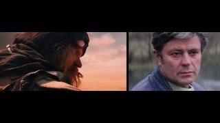 Шуточное видео, сравнивающее сцены из «Безумного Макса» с фильмами Тарковского