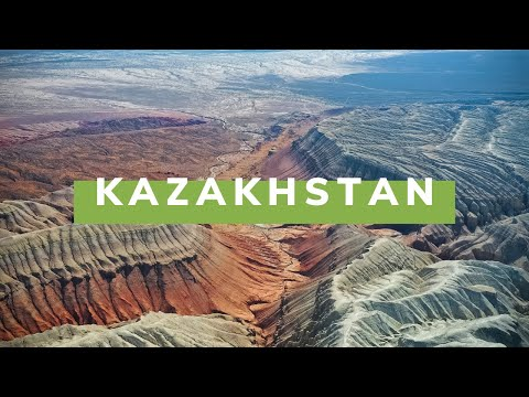 Discovering Kazakhstan (November, 2017)