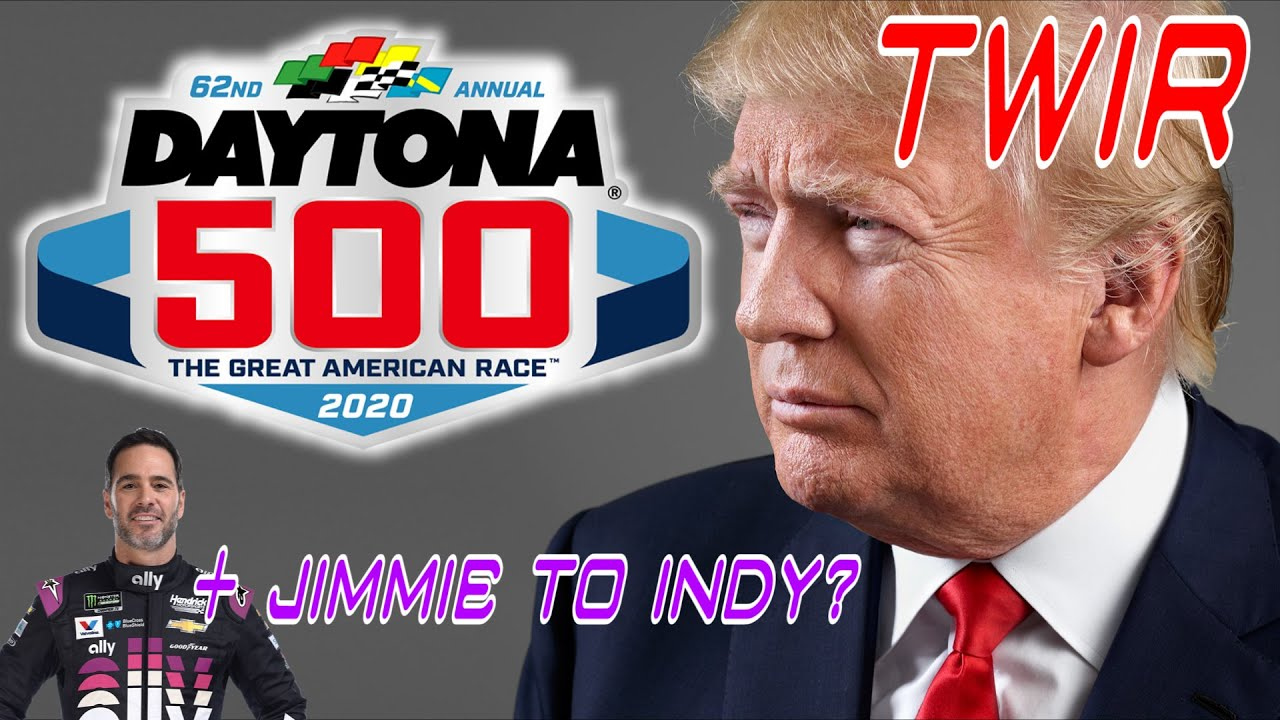 President Trump to serve as grand marshal of Daytona 500