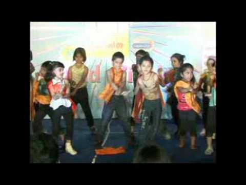 MIHIR SONI INISHAYA GROUP DANCE