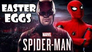 EASTER EGGS do DEMOLIDOR em Marvel´s Spider Man