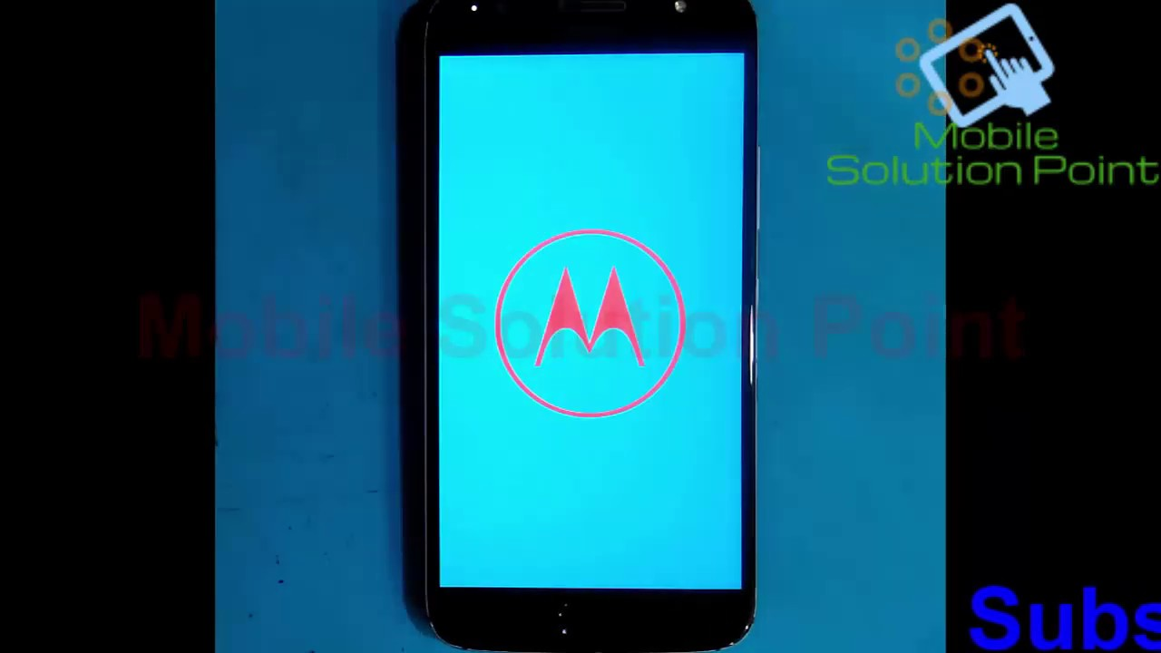 Motorola G5s Plus (XT1804) FRP (Google Account) Lock Remove Done Android  8 1 (Feb 2019 Security) by Mobile Solution Point