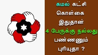 Kamal Haasan's Political Party Policy officially Announced - | Tamil News | 2daycinema.com