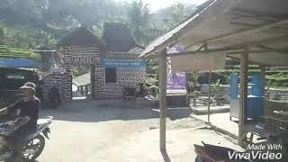 Berendam air panas di Tirta Usada desa wagir lor kecamatan ngebel ponorogo