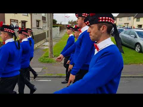 six counties protestant boys @ R.P.B parade