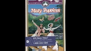 Opening to Mary Poppins 1994 VHS [True HQ; third version]