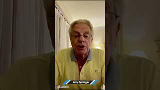 Jerry Springer Miami Animal Rescue Endorsement