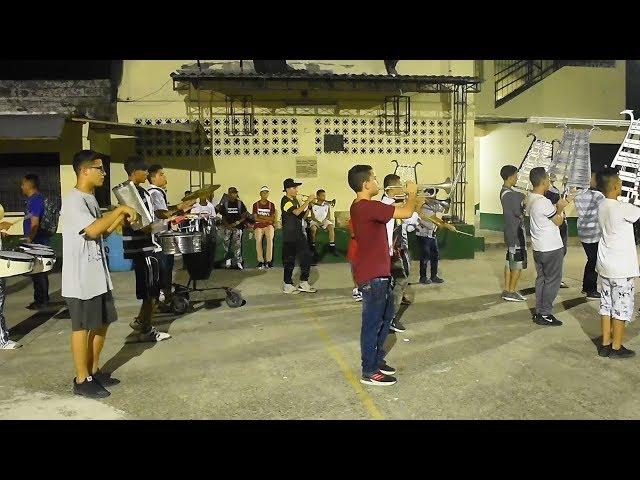 Banda de marcha de la Inst. Edu. Bomboná requiere instrumentos para la categoría infantil.