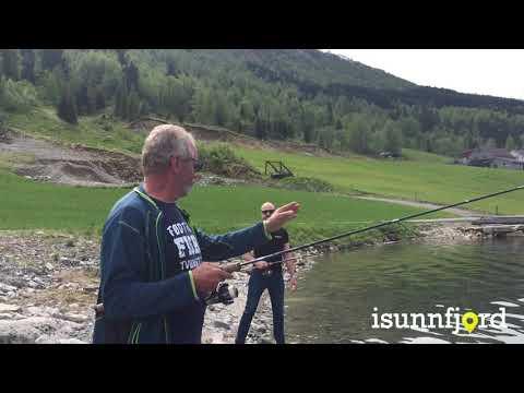 Egil Tefre Lærer Oss å Fiske