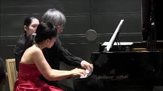 """Stravinsky - from """"Petrouchka"""" - piano duo バレエ音楽「ペトルーシュカ」より(ピアノ連弾)"""