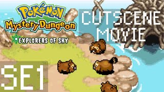 Special Episode 1: Bidoof's Wish - Pokemon Mystery Dungeon: Explorers of Sky: The Movie