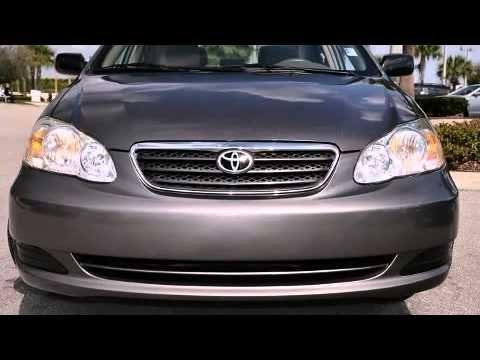 2006 toyota corolla in sanford fl 32771 youtube. Black Bedroom Furniture Sets. Home Design Ideas