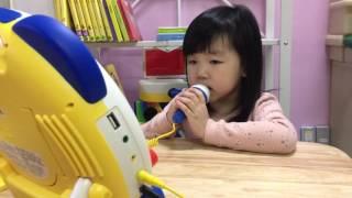 알파벳송 5살