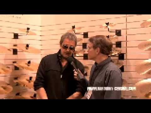 Paiste Jim Keltner Interview