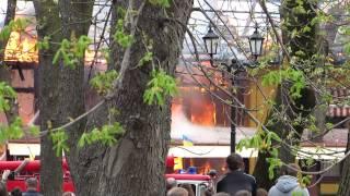 Пожар в кафе Цукерня 2(, 2015-04-17T11:56:04.000Z)