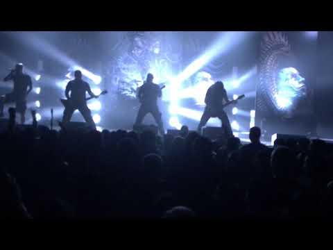 Meshuggah @ The Wiltern, Los Angeles, CA. 1/29/18