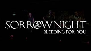 SORROWNIGHT - Bleeding For You [Acoustic] live in Hamburg @Kaiserkeller