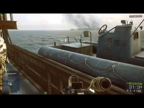 Battlefield 4 (mission 3 South Chinese sea)