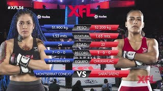 Sarai vs. Montserrat - (2017.12.09) - /r/WMMA