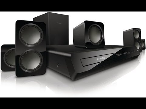 Philips HTS3541/55 Home Theater Drivers for Windows Mac