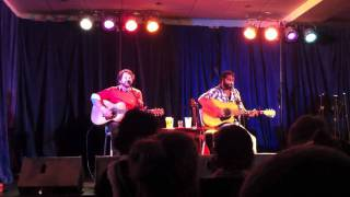 Busby Marou - My Island Home - Live @ The Blue Mountains Music Festival 2011