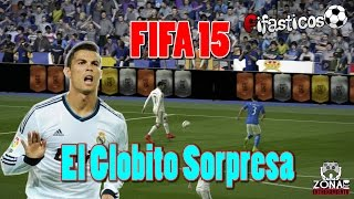 FIFA 15 Tips y Trucos / El Globito Sorpresa / Tiros bombeados