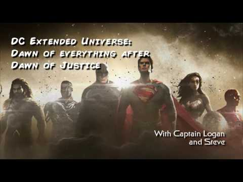 The Future of the DC Extended Universe | Speculation Podcast