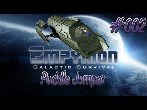 Empyrion Creativmode  -Puddle Jumper 002  (Let's Play/1080p/Deutsch)