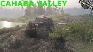 Spintires I Cahaba Valley I Map Mod I Vitara High Lift I PC Gameplay