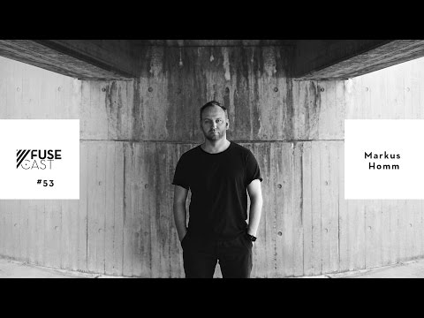 Fuse Records: Fusecast #53 - MARKUS HOMM (Cyclic Records)