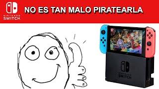 No es tan malo Piratear Nintendo Switch si lo vemos de esta manera - Opinión