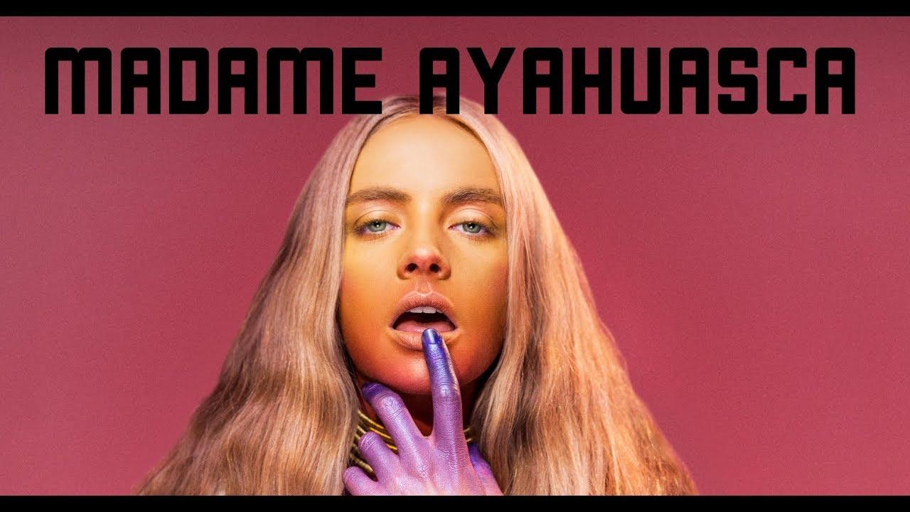 Taburete Madame Ayahuasca Lyric Video Youtube