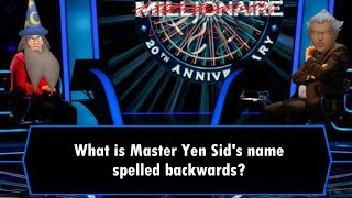 DARKNESS the Game Show ft.  Yen Sid