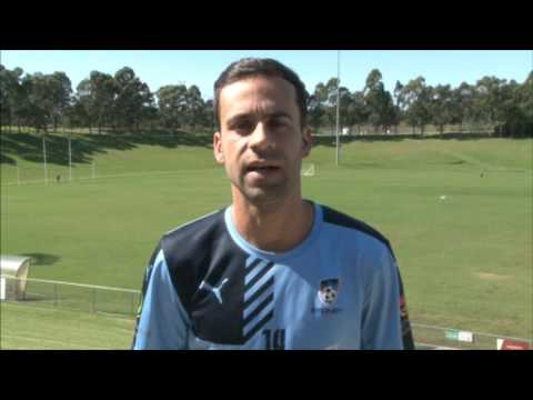 Sydney FC Players Thank You To Members