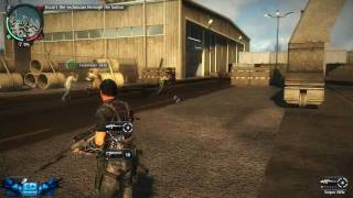 Just Cause 2 PC Gameplay Part 5 Very High Settings Win 7 720p