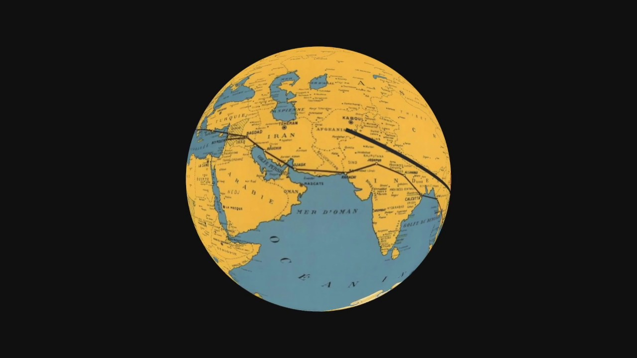 How to animate travel routes on a 3d rotating globe with motion 5 how to animate travel routes on a 3d rotating globe with motion 5 gumiabroncs Gallery