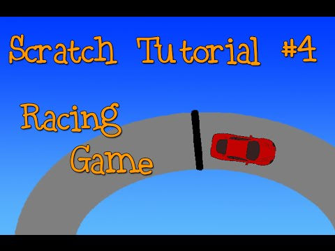 Scratch Tutorial #4: Racing Game