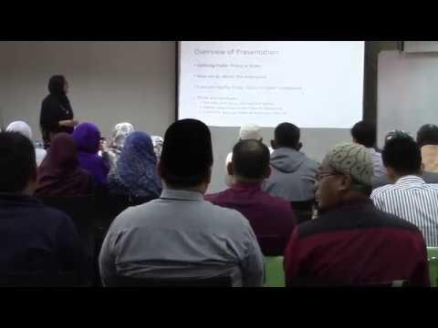 1/2 Public Policy in Islam: A Maqasid Approach. Dr. Basma Abdelgafar