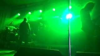 CREMATORY Kaltes Feuer - Live in Mannheim 06.09.2013