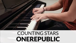 OneRepublic - Counting Stars (HQ Piano Cover)