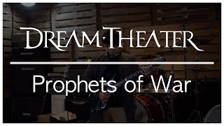 Dream Theater - Prophets of War guitar cover