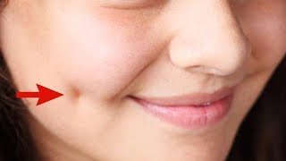 How To Get Dimples Fast And Naturally/ Beauty Tips