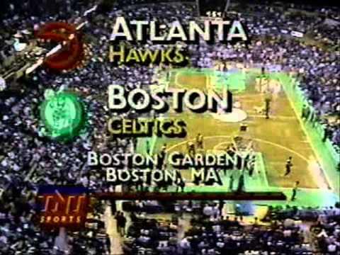 NBA on TNT Intro (November 10, 1989): Celtics/Hawks
